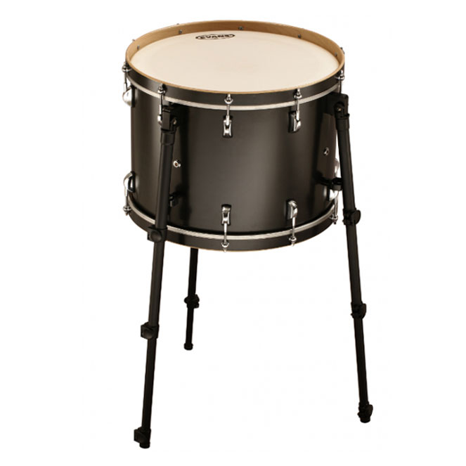 "Black Swamp 18"" (Diameter) x 14"" (Deep) Multi-Bass Drum"