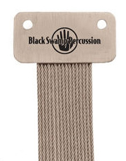 """Black Swamp 14"""" Wrap Around Stainless Steel Snare Cable"""