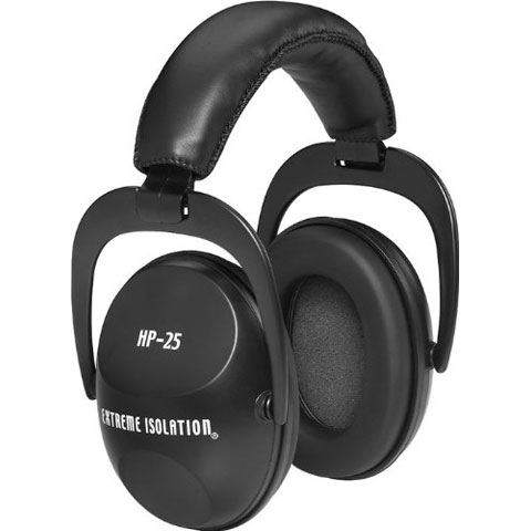 Direct Sound HP-25 Extreme Isolation Headphones