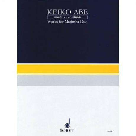 Works for Marimba Duo by Keiko Abe