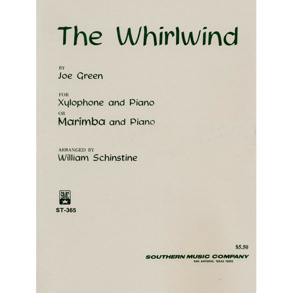 The Whirlwind by Joe Green arr. Schinstine