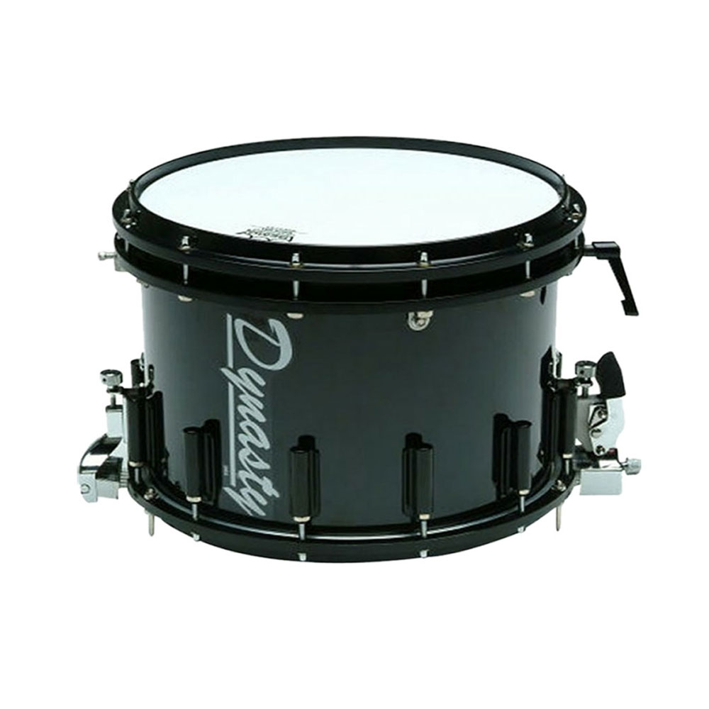dynasty 14 x 10 dfx double snare marching snare drum ms xdst14. Black Bedroom Furniture Sets. Home Design Ideas