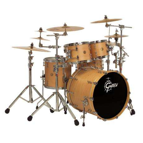 Gretsch New Classic Groove 4-Piece Drum Set Shell Pack (20