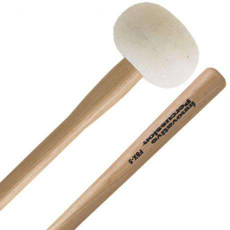 Innovative Percussion FBX-5 Field Series Tapered Handle Marching Bass Drum Mallets