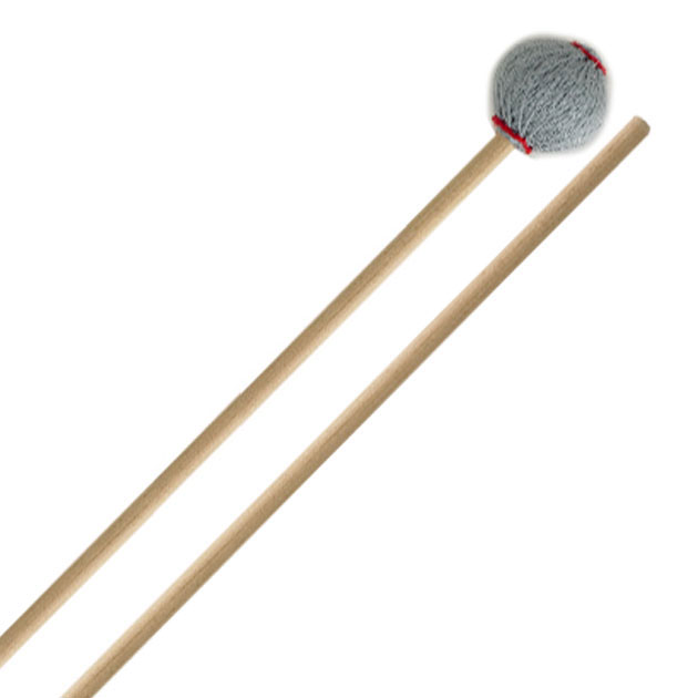 Innovative Percussion Nebojsa Zivkovic Signature Hard Marimba Mallets with Rattan Shafts