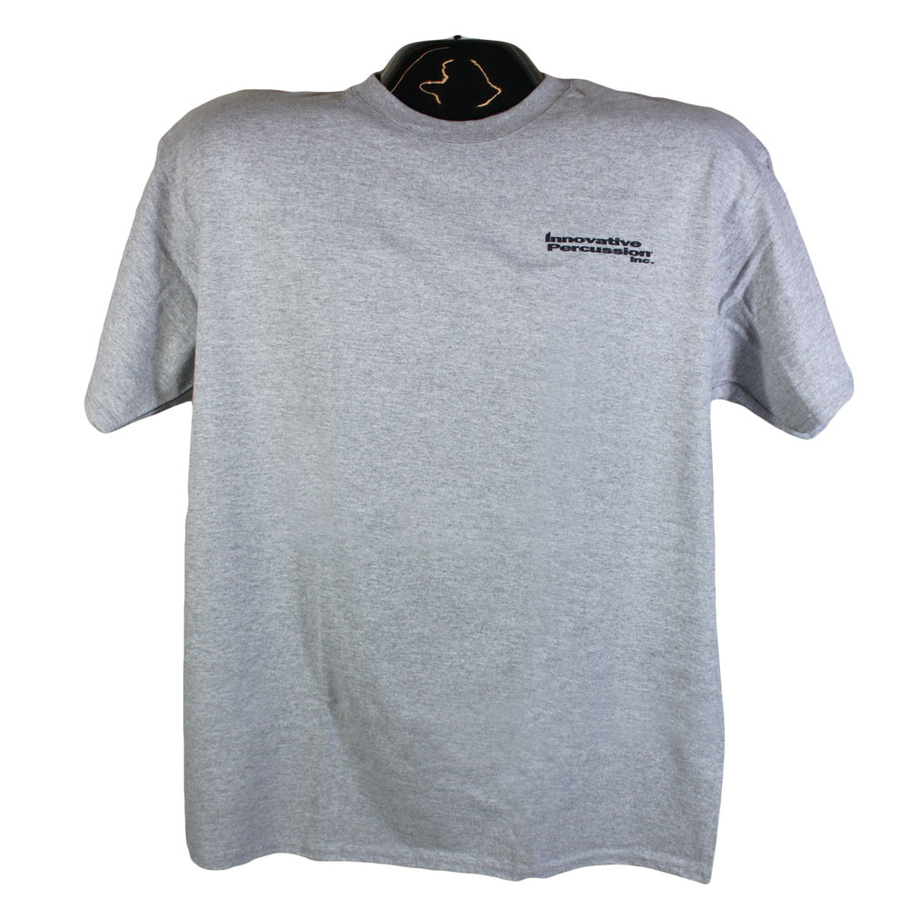 Innovative Percussion Gray Short Sleeve T-Shirt