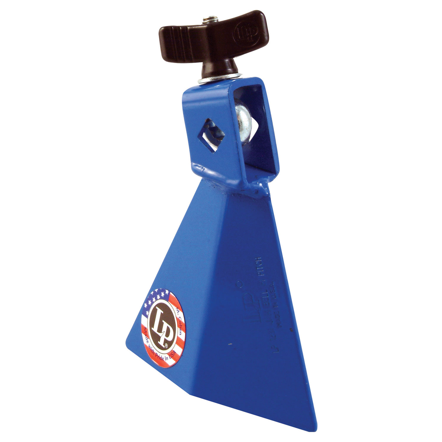 LP Blue High Pitch Jam Bell Cowbell