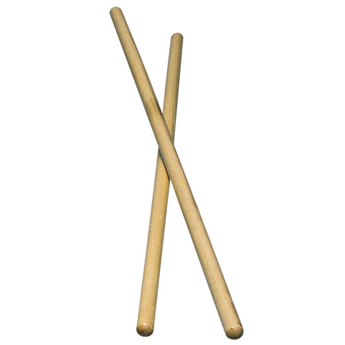 "LP 1/2"" Hickory Timbale Sticks - 4 Pairs"