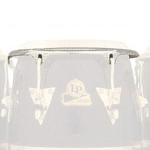 LP Quinto Conga Rim, Chrome, Z Series