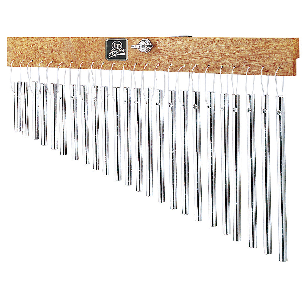 LP 24-Bar Aspire Single-Row Wind Chimes (Mark Tree)