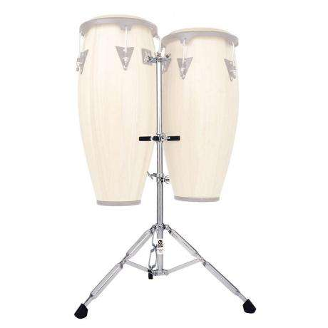 LP Aspire Double Conga Stand