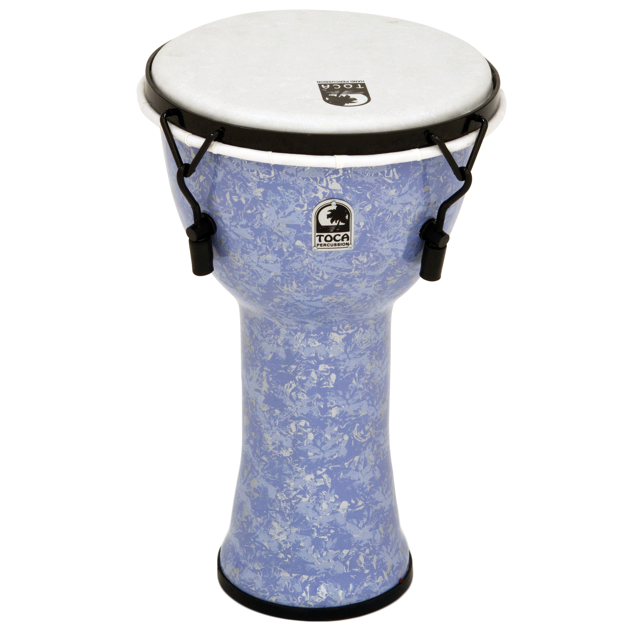 "Toca 9"" Freestyle II Mechanically-Tuned Djembe"