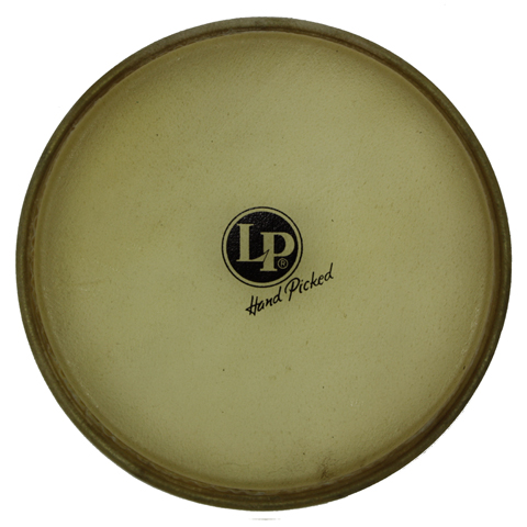 "LP 5.5"" Generation III Rawhide Bongo Drum Head"