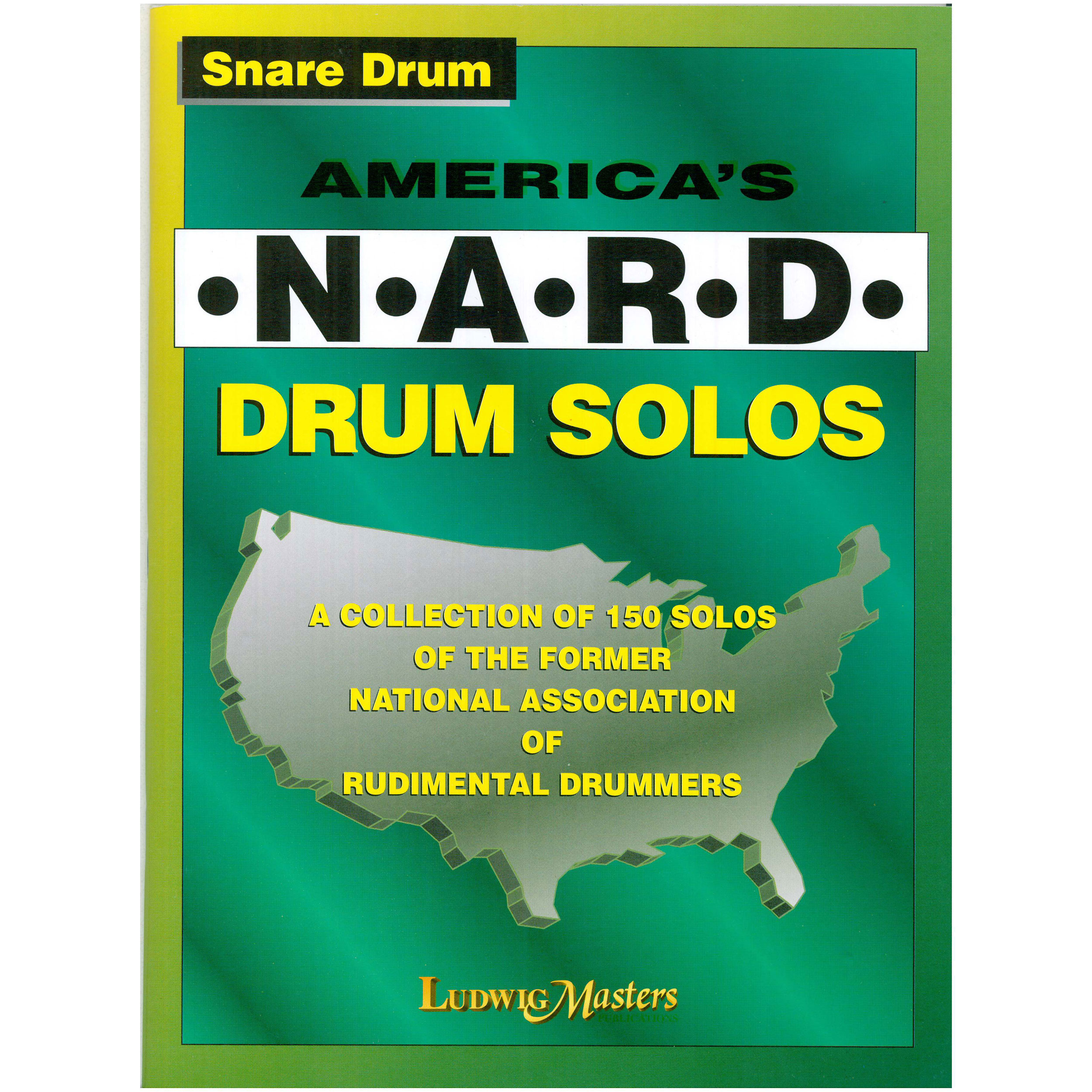 National Association of Rudimental Drummers (NARD) Drum Solos