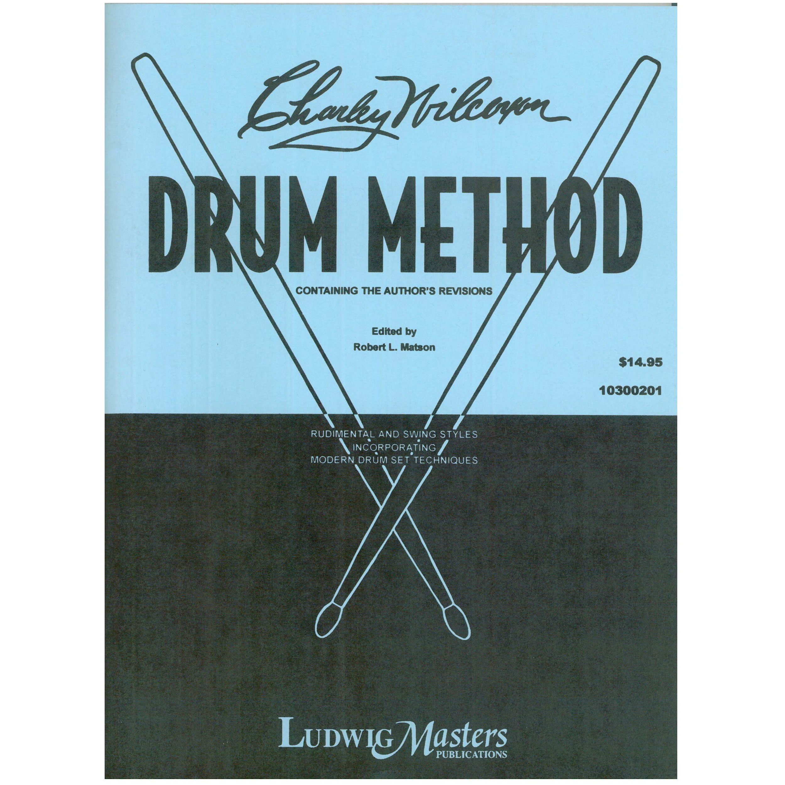 Drum Method by Charley Wilcoxon