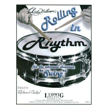 Rolling in Rhythm by Charley Wilcoxon (Method Book)