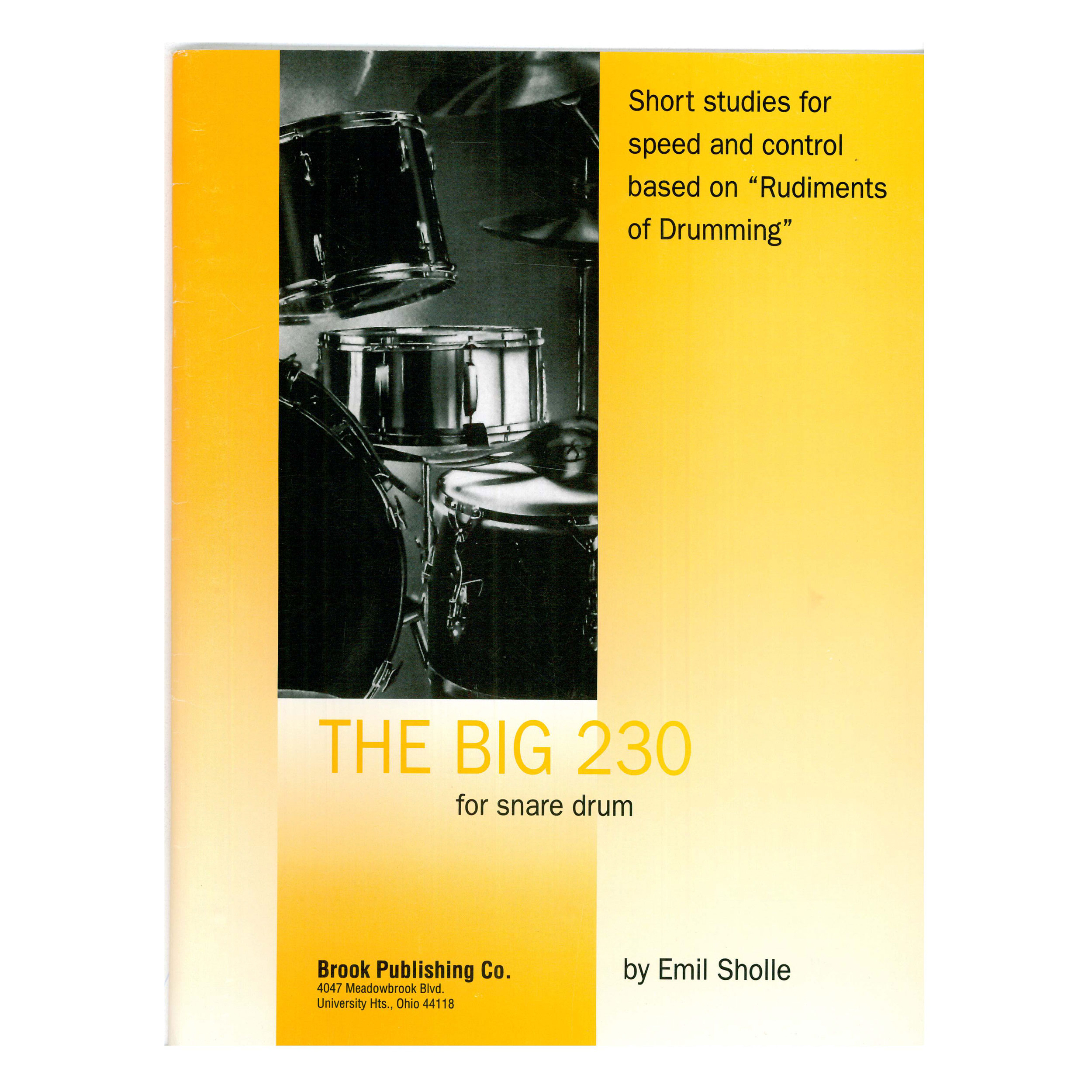 The Big 230 by Emil Sholle