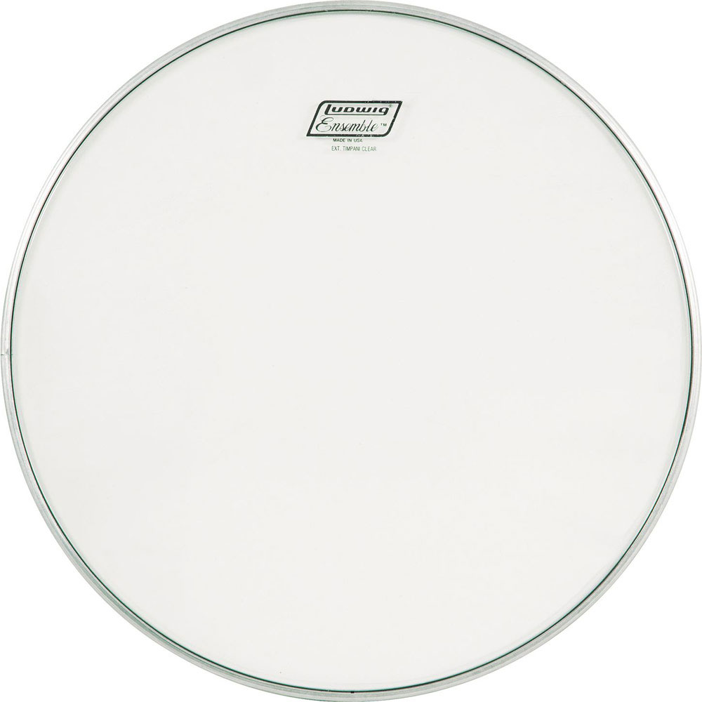 "Ludwig 34"" White Extended Collar Timpani Head"