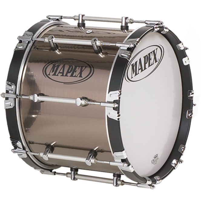 "Mapex 24"" Quantum Marching Bass Drum"
