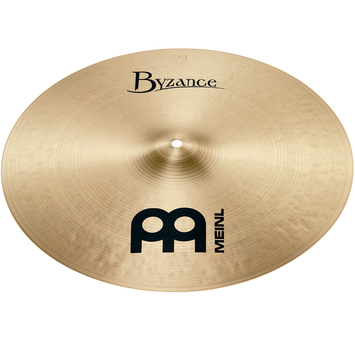 "Meinl 16"" Byzance Traditional Medium Thin Crash Cymbal"