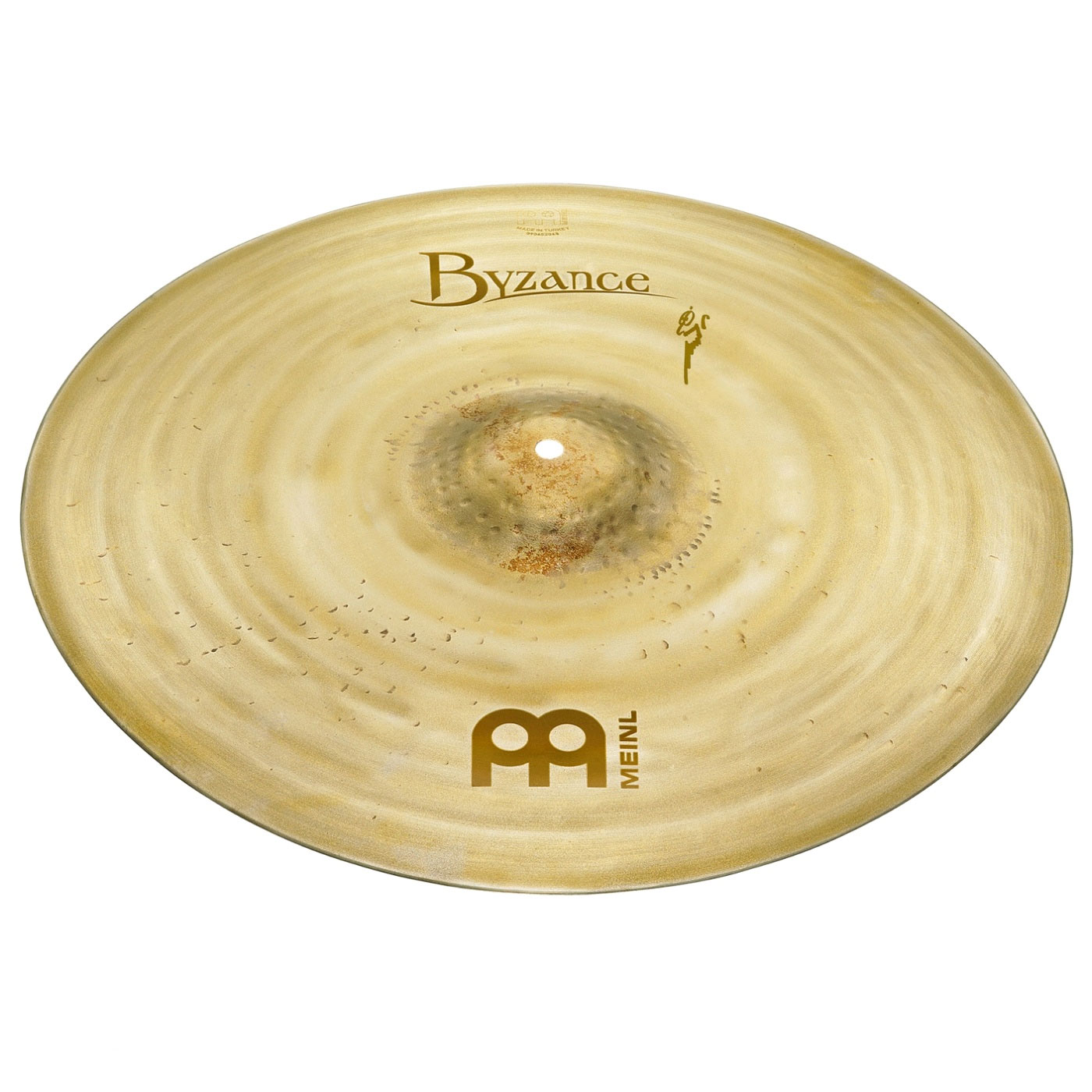 "Meinl 22"" Byzance Vintage Sand Ride Cymbal"