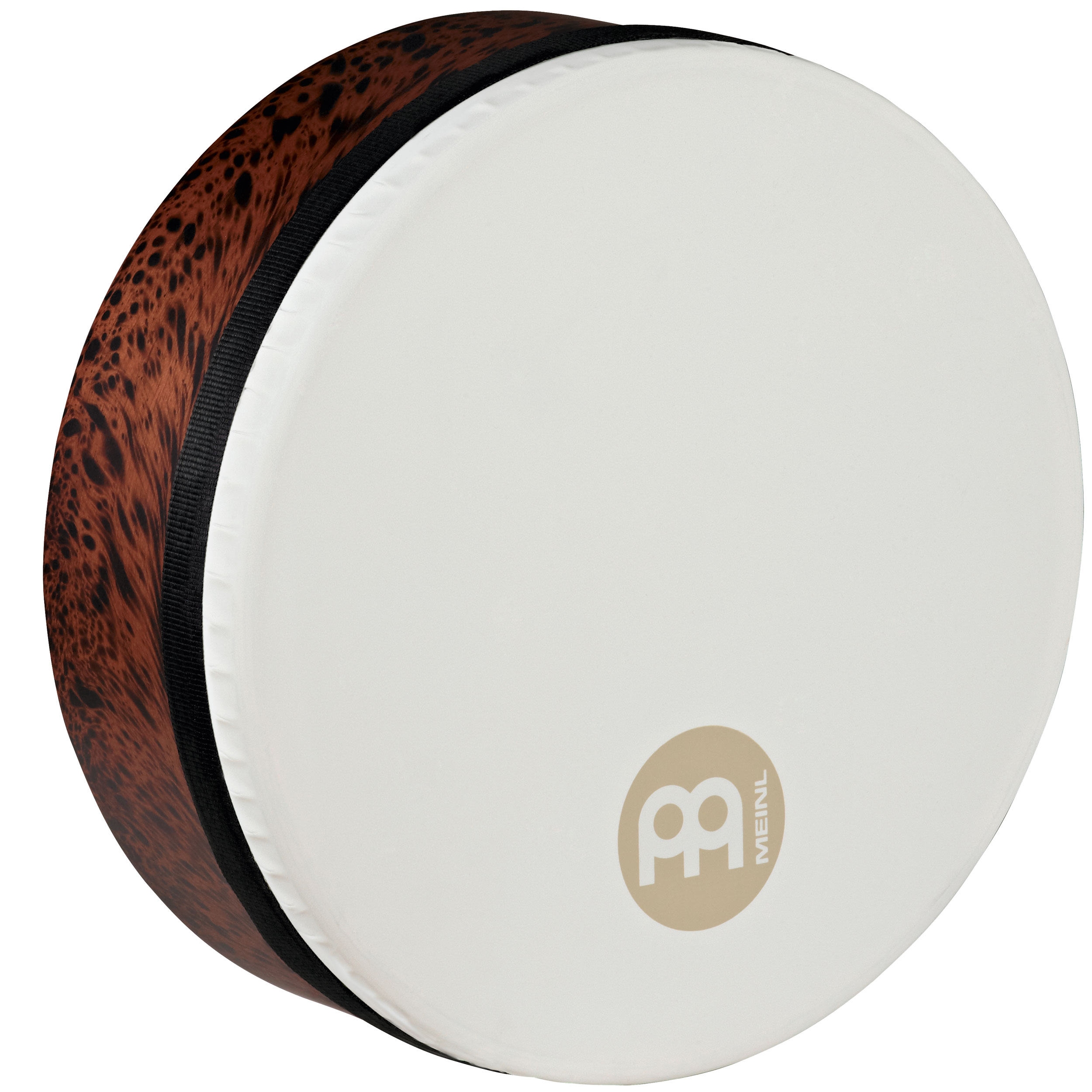 "Meinl 12"" Deep Shell Tar with True Feel Synthetic Head"