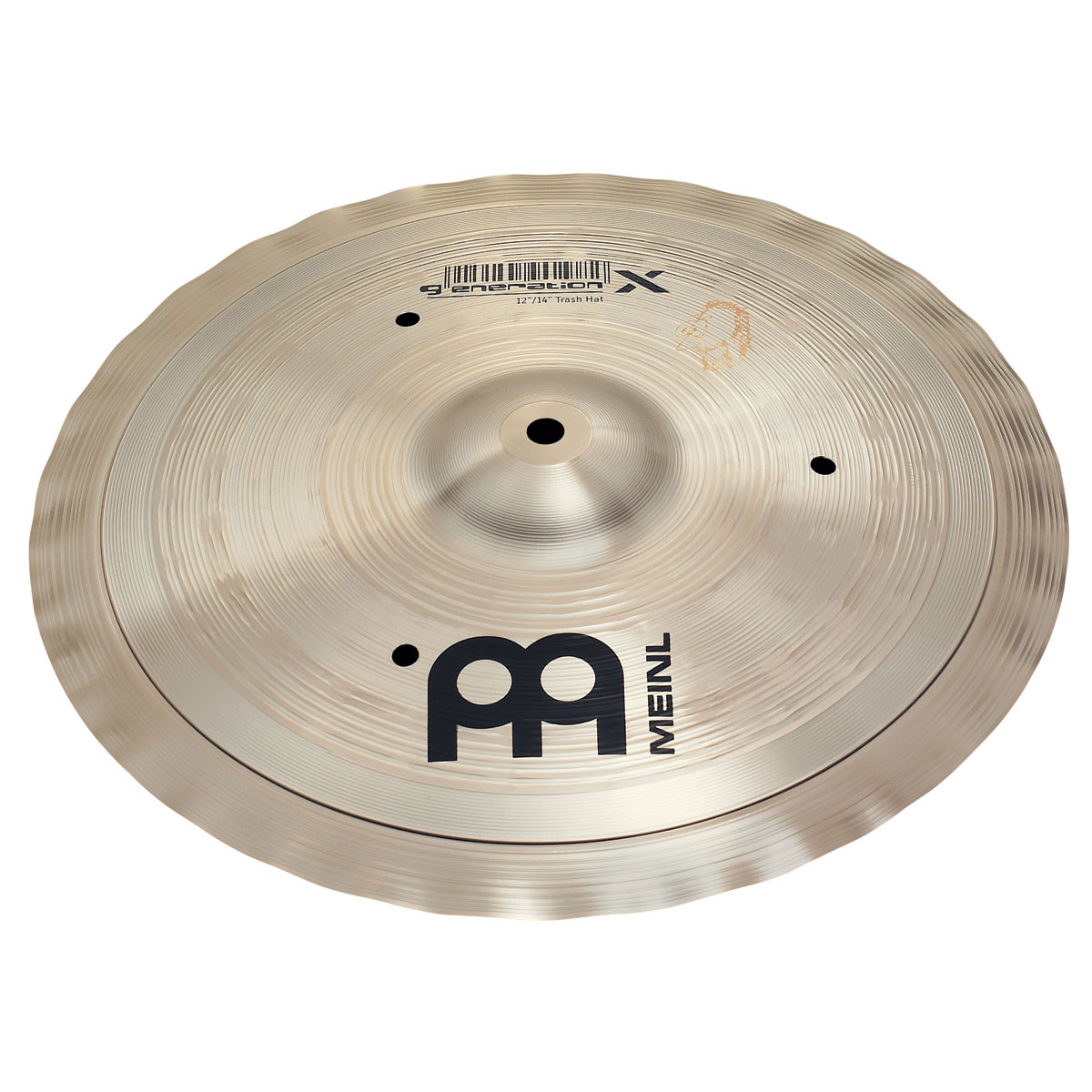 "Meinl 14"" Generation X Trash Hat Effect Cymbal"