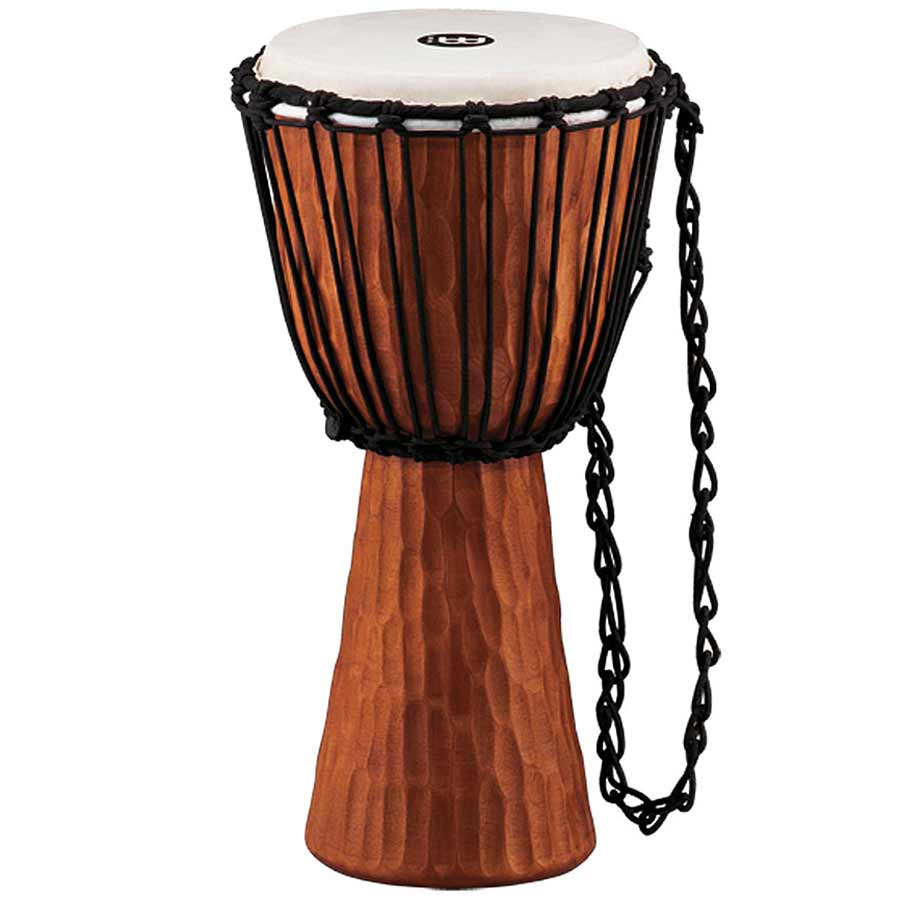 "Meinl 10"" Nile Series Headliner Rope-Tuned Djembe"