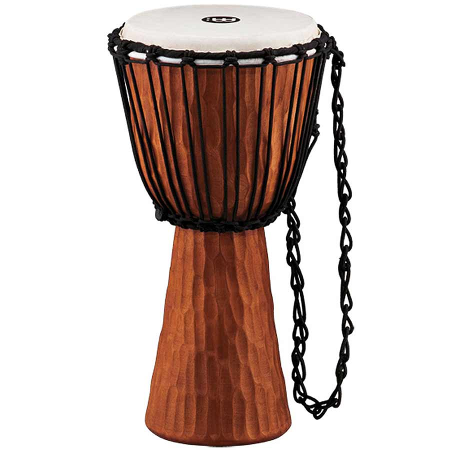 "Meinl 8"" Nile Series Headliner Rope-Tuned Djembe"