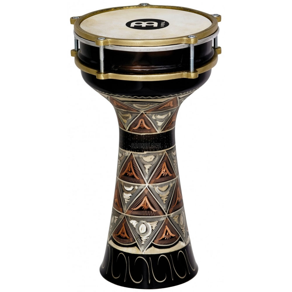 Meinl Medium Hand Engraved Copper Darbuka