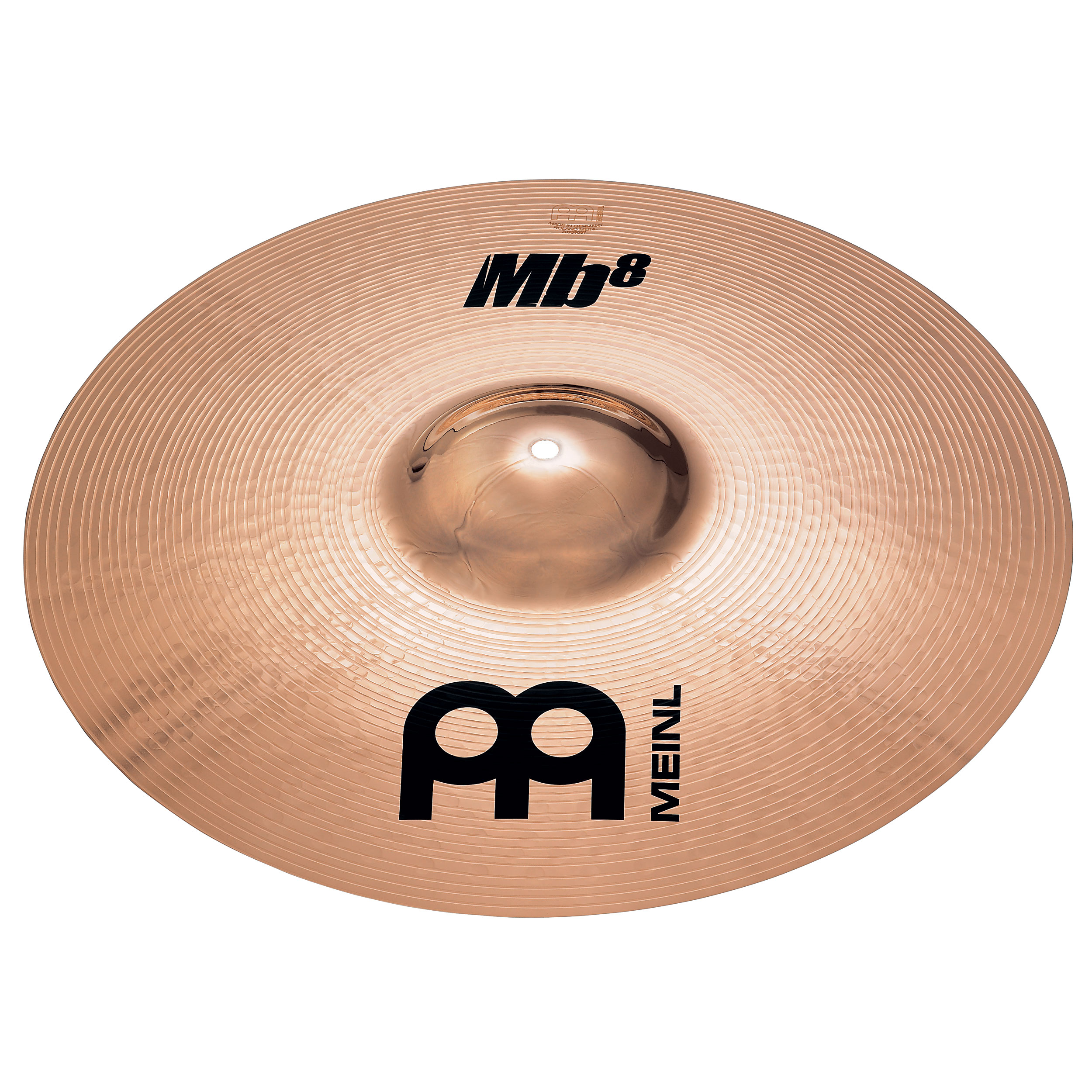 "Meinl 20"" Mb8 Heavy Ride Cymbal"