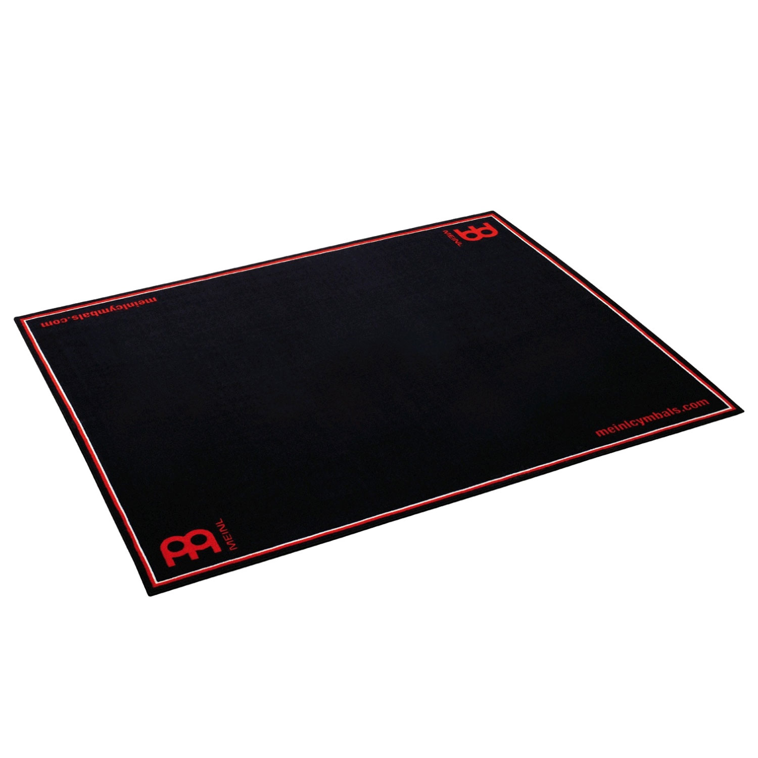 Meinl Black Drum Rug