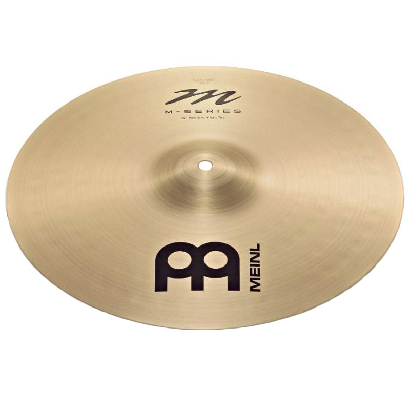 "Meinl 13"" M Series Medium Hi Hat Cymbals"