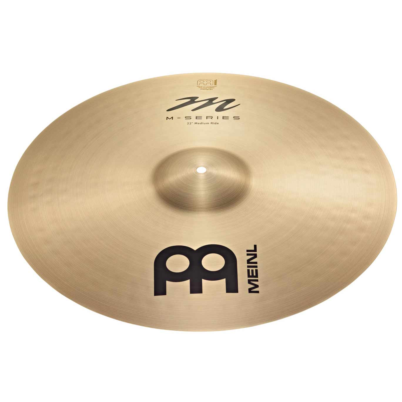 "Meinl 22"" M Series Medium Ride Cymbal"