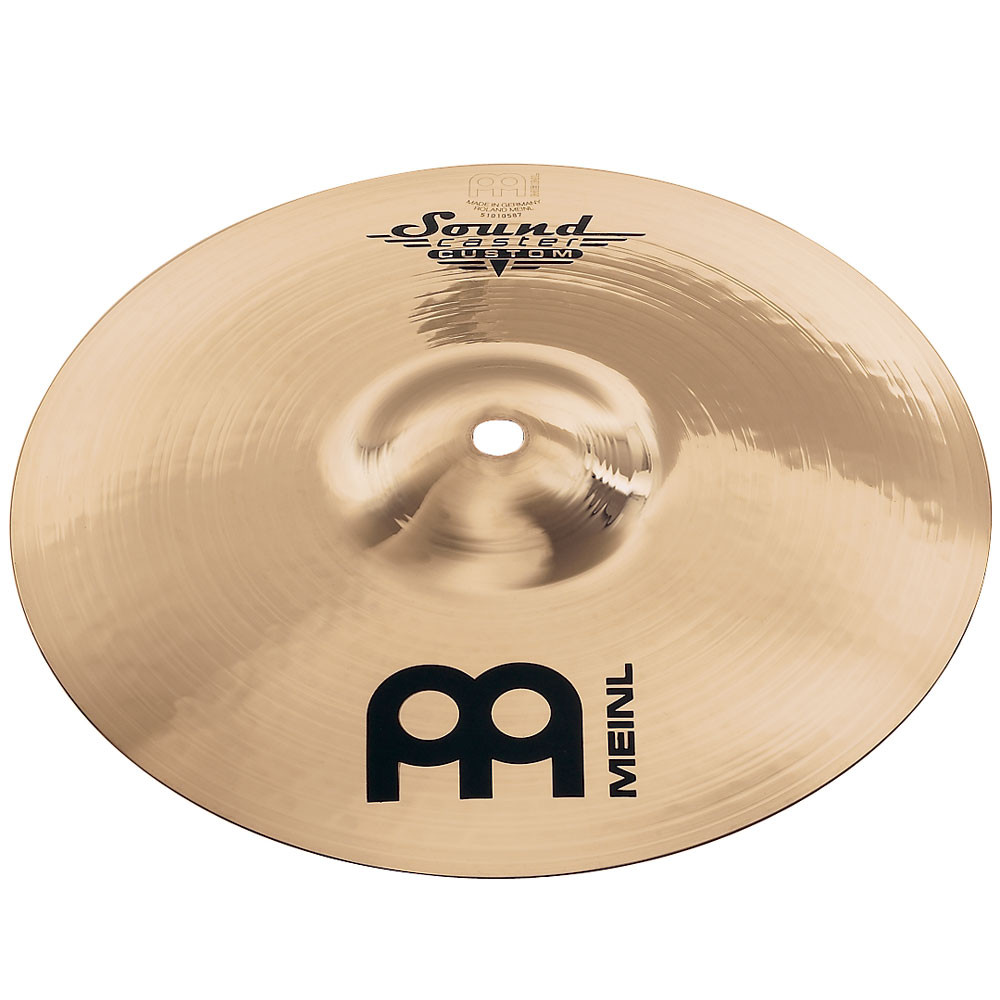 "Meinl 8"" Soundcaster Custom Splash Cymbal"