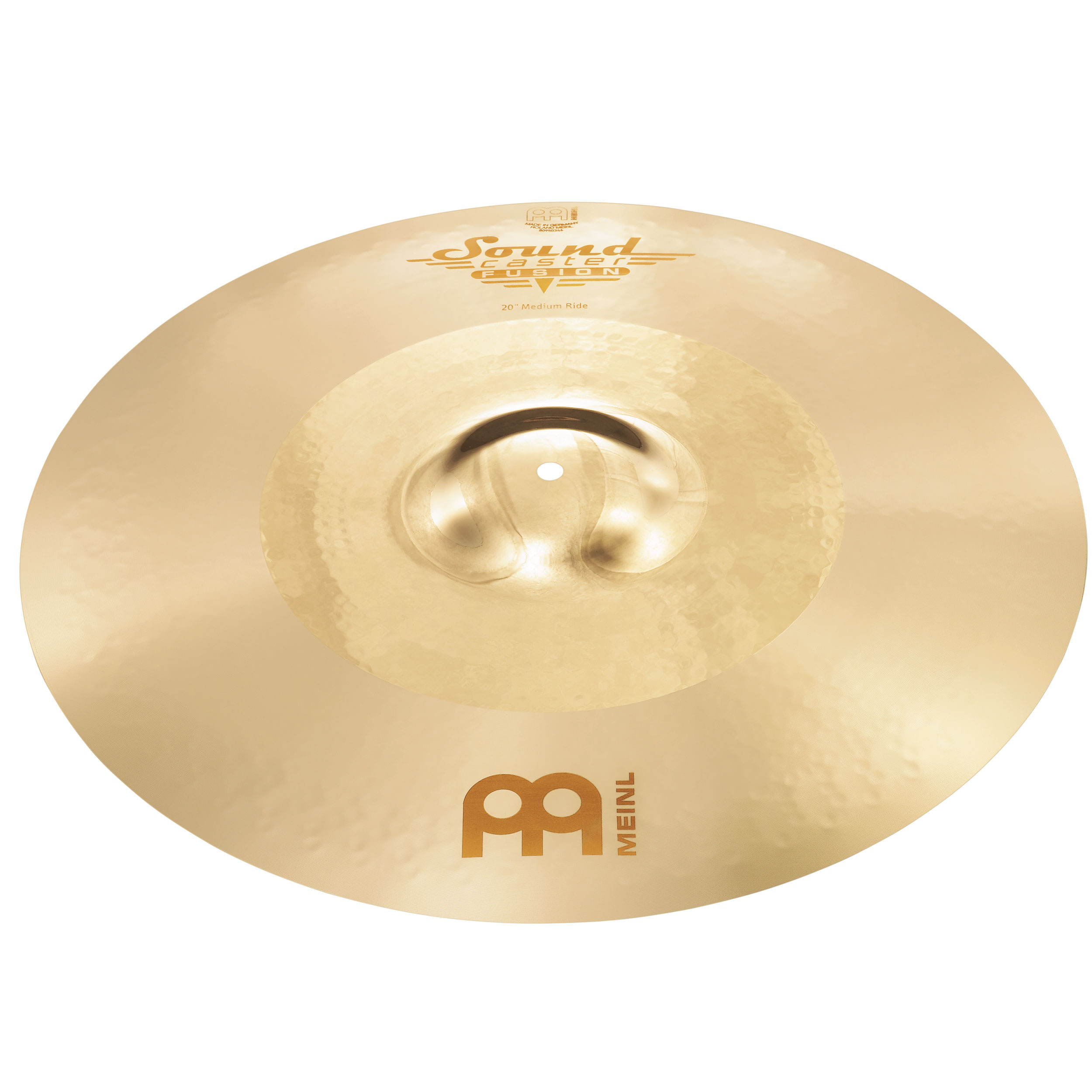 "Meinl 20"" Soundcaster Fusion Powerful Ride Cymbal"