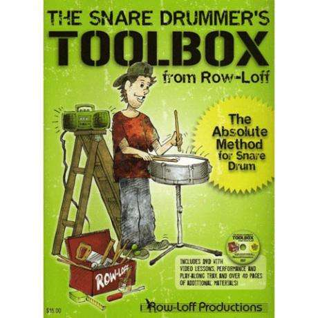 Snare Drummer's Tool Box by Chris Crockarell & Chris Brooks