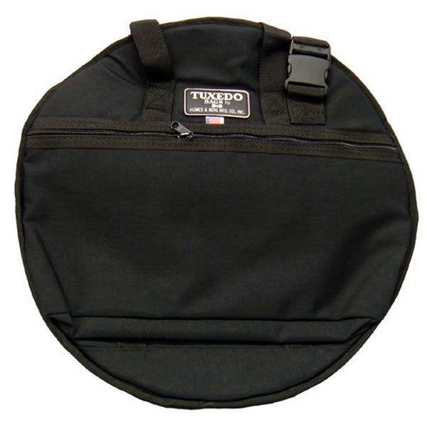 "Humes & Berg 22"" Tuxedo Cymbal Bag with Padded Dividers"