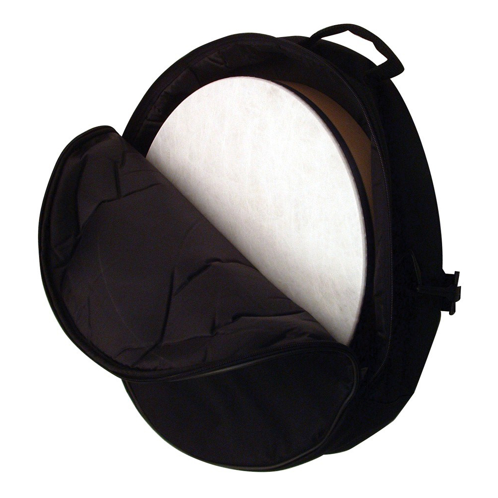"Remo 22"" (Diameter)  4.5"" (Deep) Black Hand Drum Bag"