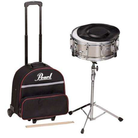 Pearl Beginner Snare Kit with Bag