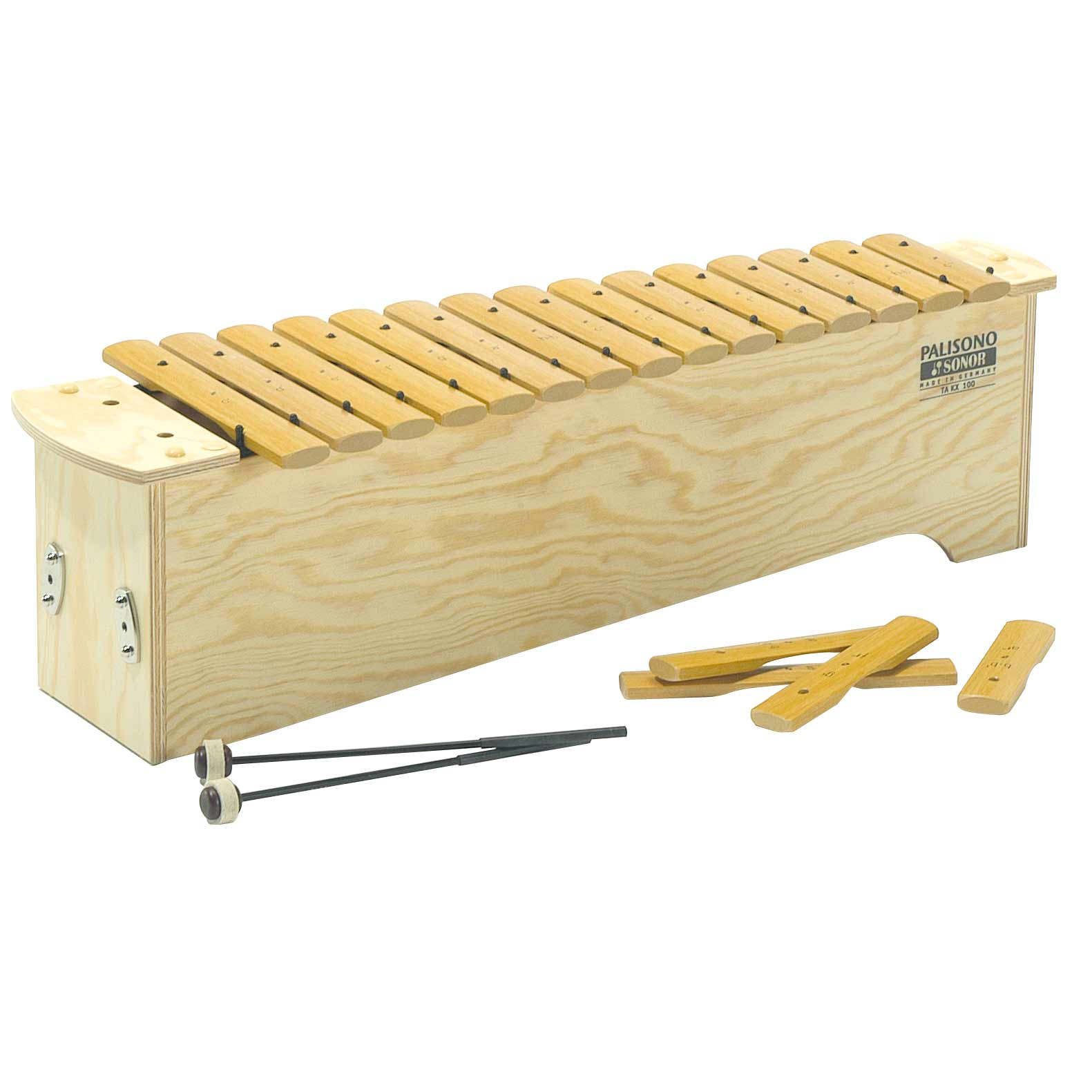 Sonor Orff Palisono Tenor-Alto Xylophone with Mallets