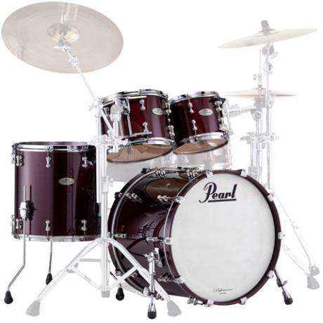 Pearl Reference Pure 4-Piece Drum Set Shell Pack (22