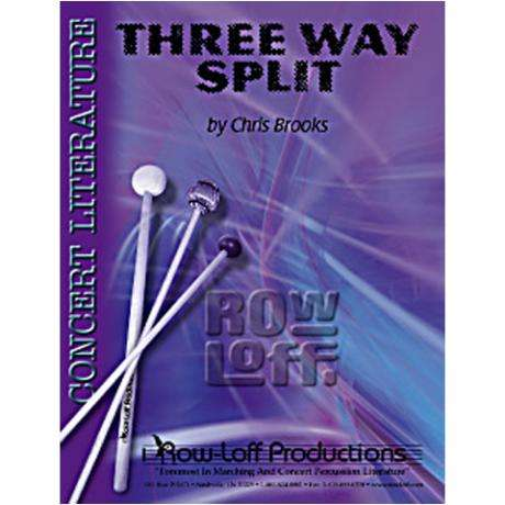 Three Way Split by Chris Brooks