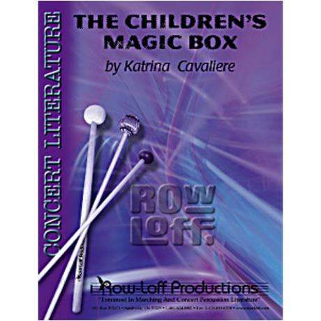The Children's Magic Box by Katrina Cavaliere