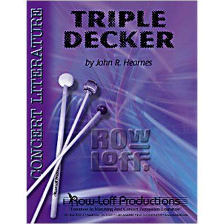 Triple Decker by John R. Hearnes