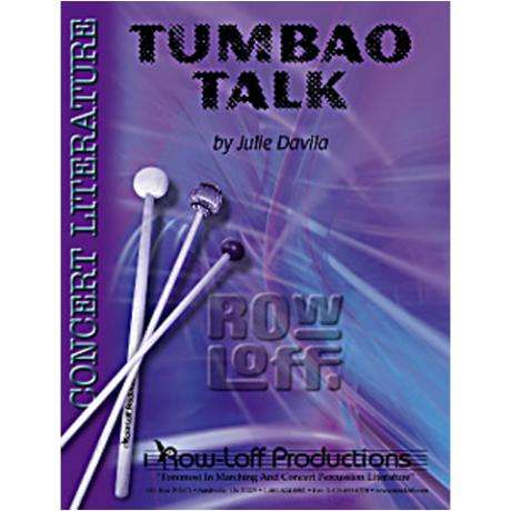 Tumbao Talk by Julie Davila
