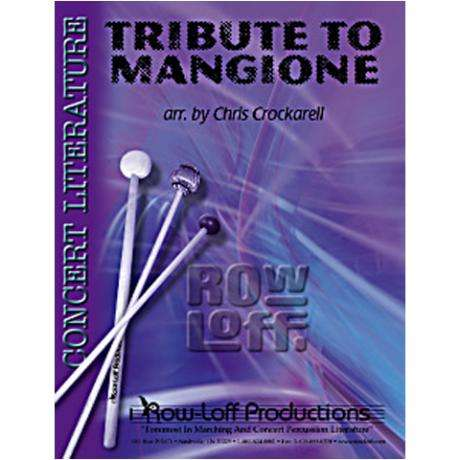 Tribute to Mangione by Mangione arr. Crockarell