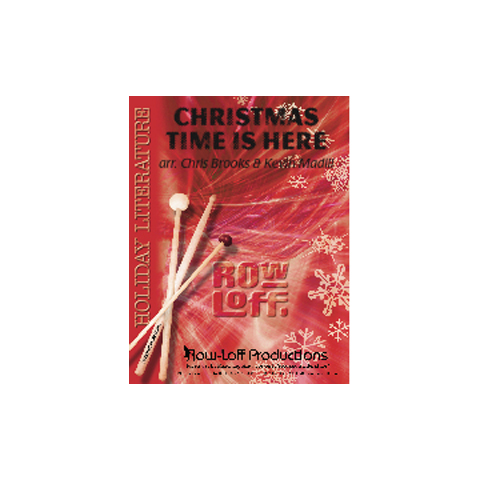 Christmas Time is Here arr. by Chris Brooks & Madil
