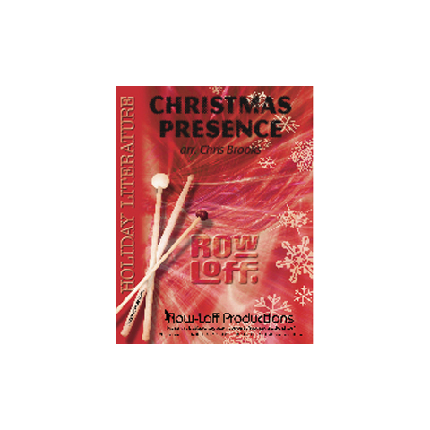 Christmas Presence arr. by Chris Brooks