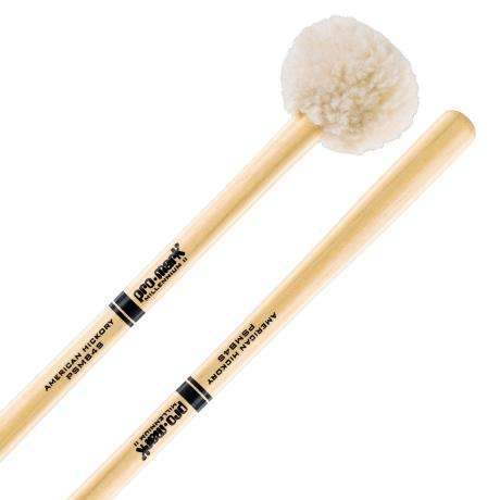 Promark Performer Series Medium Large Puffy Marching Bass Drum Mallets